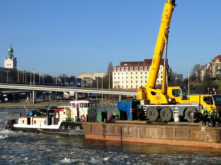 Hydrotechnische Projekte